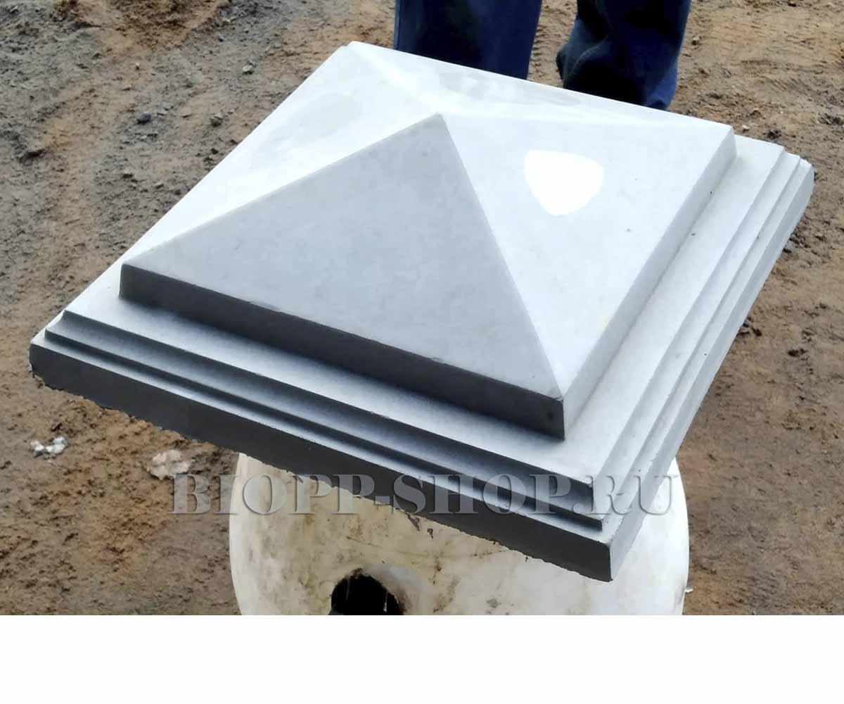 Купить навершие для столба из бетона жидкое стекло в цементном растворе для гидроизоляции